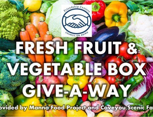 Free Produce Box