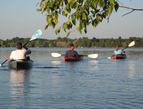 Senior Kayaking
