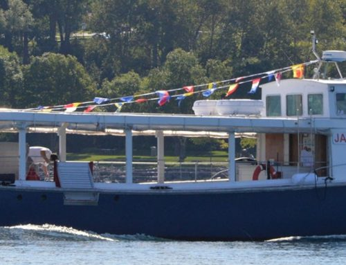 Ride the Little Traverse Bay Ferry